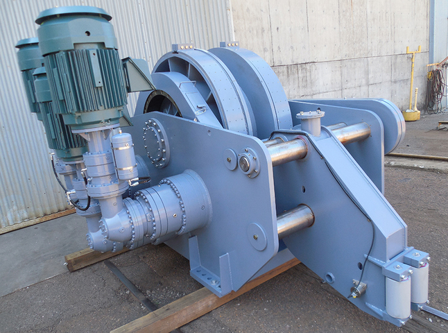 Dynamic Power™ Hydraulic & Electric Powered Winches